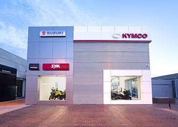 Kymco Alicante Grupo Prim